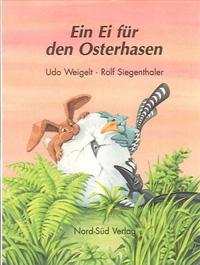 Mini-Bilderbüchlein, Ein Ei für den Osterhasen