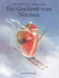 Mini-Bilderbüchlein, Ein Geschenk vom Nikolaus
