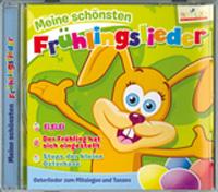 Meine schönsten Frühlingslieder – CD