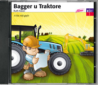 Bagger u Traktore