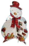 Adventskalender, Schneemanns Weihnachten