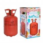 Ballongas Helium für 30 Luftballons