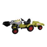 Big Traktor Claas + Anhänger