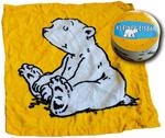 Kleiner Eisbär - Effekt-Waschlappen