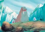 10er Set Postkarten, Kleiner Eisbär; Vergiss uns nicht