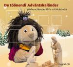 De töönendi Adväntskaländer - Wiehnachtsabentüür mit Adonette
