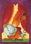 10er Set Postkarten, Pauli; Vorhang auf