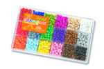 Pony Beads div. Farben