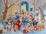 Adventskalender «Engel helfen Nikolaus»