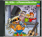 Mr. Kläx 2 - s Powermikrofon