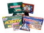Gesellschaftsspiele Kiste gross