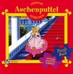 Aschenputtel Puzzle-Buch