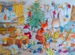 Adventskalender «Weihnachtsfest bei Matti Maus»
