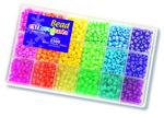 Pony Beads glitzer