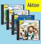 4 CDs ChinderHörspielBible-Aktion