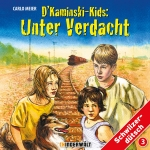 Kaminski-Kids: Unter Verdacht (CD)