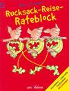 Mein lustiger Rucksack-Reise-Rateblock
