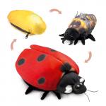 Folkmanis Tier-Handpuppe Metamorphose Marienkäfer