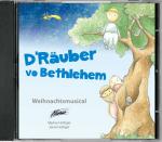 Cover Musical D'Räuber vo Bethlehem