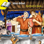 Mini-Bibel 21 - Hochzeit in Kana