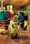 Folkmanis Tier-Handpuppe Schildkröte gross