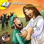 Mini-Bibel 13 - Jesus heilt Kranke