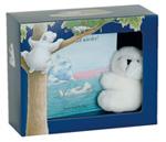 Geschenkbox, Kleiner Eisbär komm bald wieder