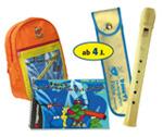 Das Kindergarten-Flöten-Set