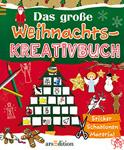 Das grosse Weihnachts-Kreativbuch