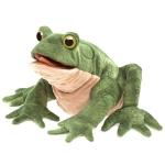 Folkmanis Tier-Handpuppe Frosch