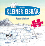 Kleiner Eisbär - Puzzle-Spielbuch