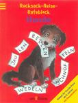 Rucksack-Reise-Rateblock: Hunde