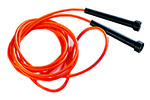 Springseil Rope skipping orange, 243cm