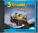 Hörspiel 3 Fründe - Es turbulänts Feriecamp