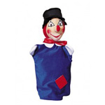 Kasperlipuppe Clown