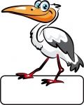 Storch - Geburtstafel