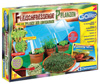 Fleischfressende Pflanzen und die Pflanze der Dinosaurier