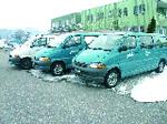 Fahrzeuge 9 Personen