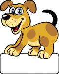 Hund - Geburtstafel