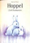 2x6 Postkarten, Hoppel