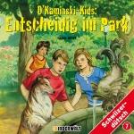 Kaminski-Kids: Entscheidig im Park (CD)