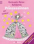 Rucksack-Reise-Rateblock Prinzessinnen