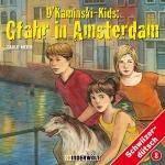 Kaminski-Kids: Gfahr in Amsterdam (CD)